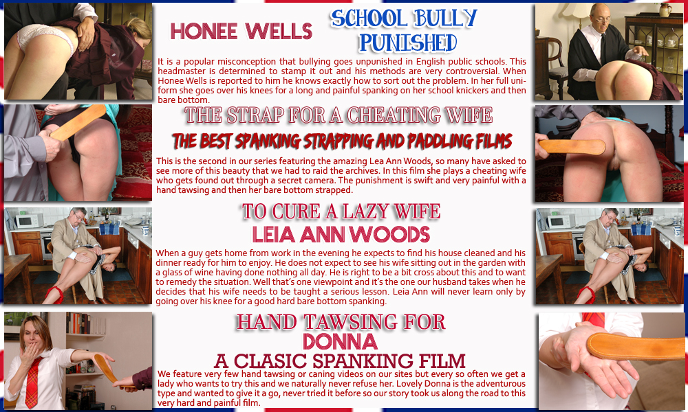 four top spanking films